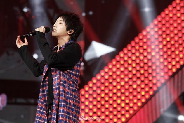 华晨宇:《天籁》最适合我  参加《歌手》暂不确定