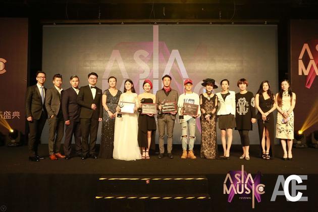 亚洲音乐盛典开幕酒会