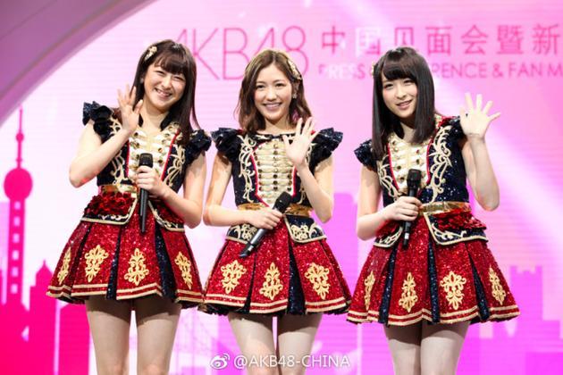AKB48 CHINA宣布正式成立 第一期成员正在招募中