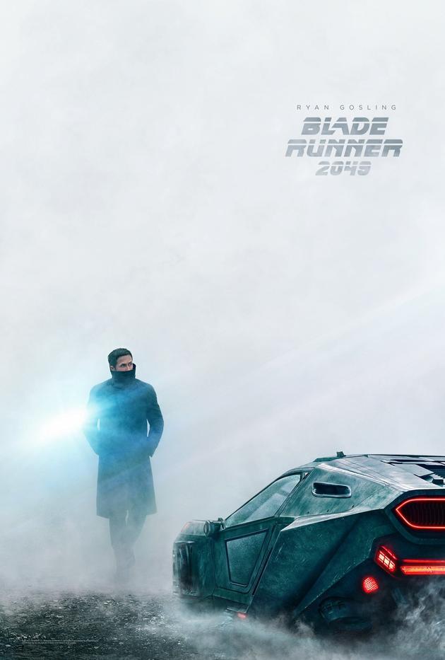 《银翼杀手2049》海报