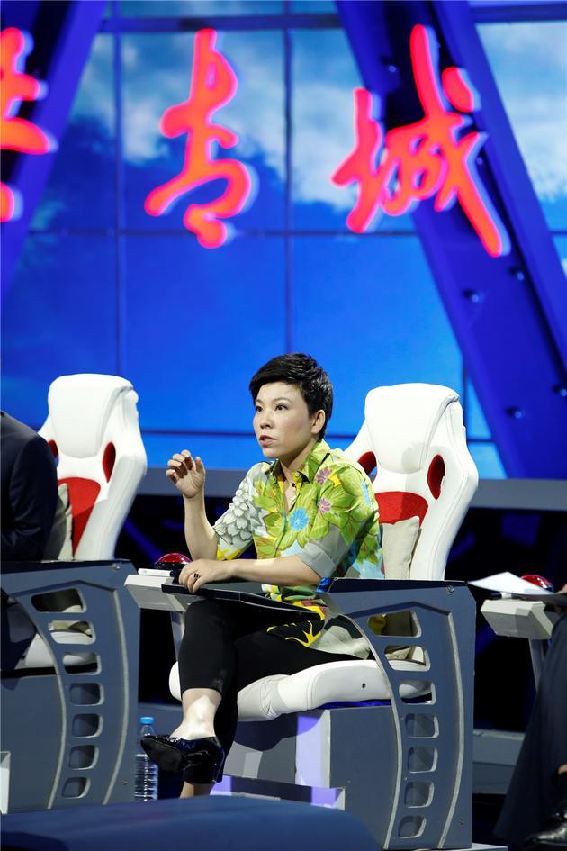 《创客英雄会》邓亚萍犀利点评 柳韦臣挺进六强