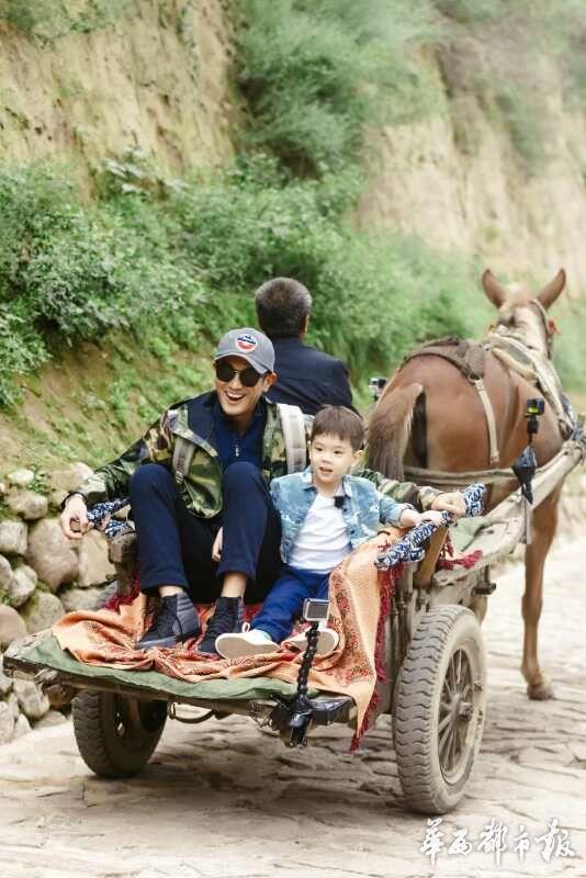 《爸爸去哪儿5》杜江:享受被嗯哼套路的过程