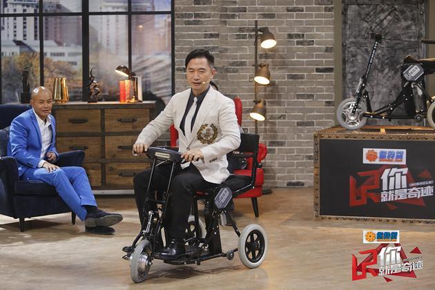 《奇迹》黄舒骏透露投资心得 不只是个歌手