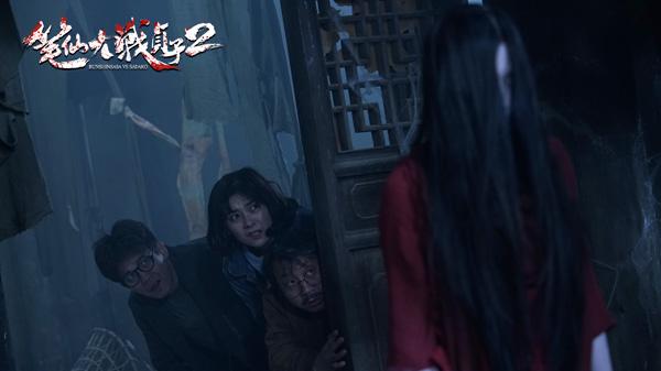 《笔仙大战贞子2》定档11月17日 原班人马打造