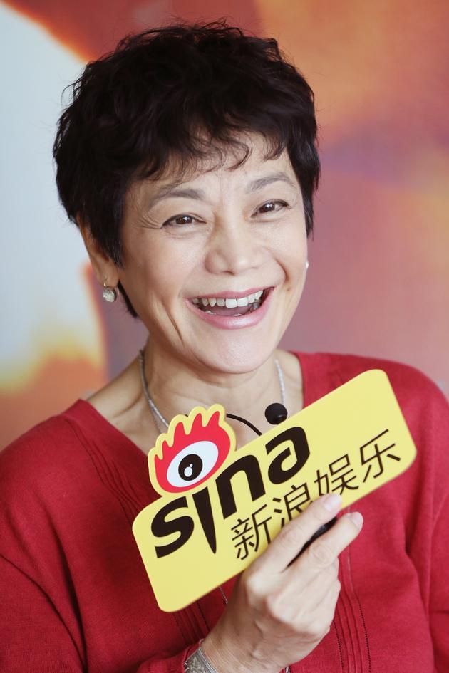 张艾嘉:我靠文艺片学表演 年轻一代缺好电影锻炼