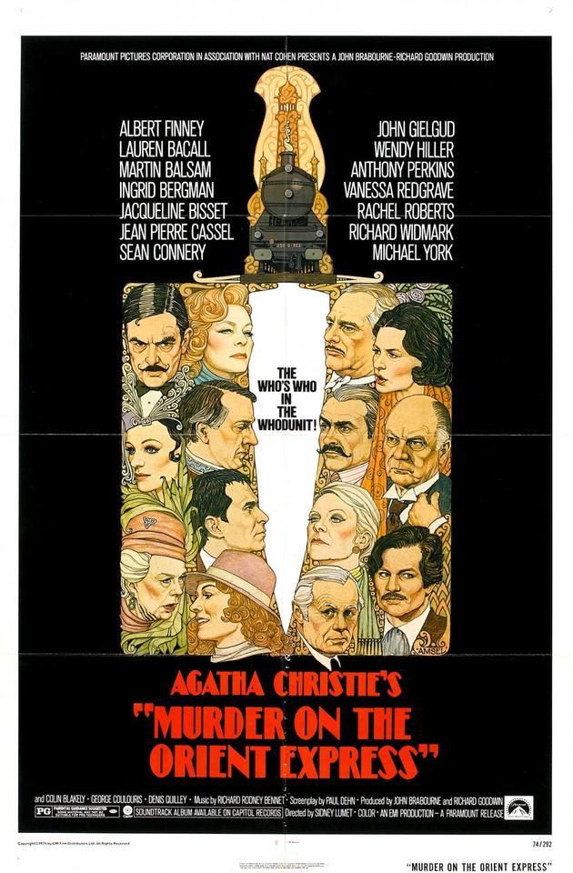 1974年《东方快车谋杀案》