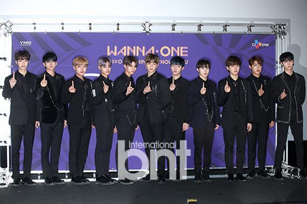 WannaOne进行首次收入结算 各所属社分得1亿5千万