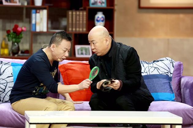 《欢乐饭米粒儿》郭冬临受考验 优良家风代代传