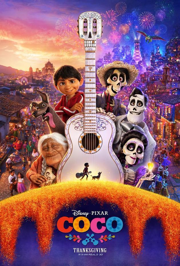 动画《寻梦环行记》登顶墨西哥影史票房榜第一|寻梦环行记|票房