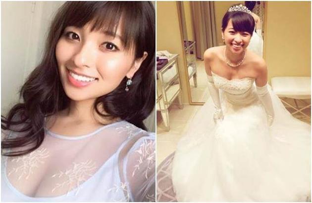 水崎綾女去年7月和圈外丈夫閃婚,今宣布已在上月離婚