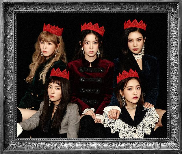 Red Velvet第4次登顶公告牌专辑榜 成韩女团首位