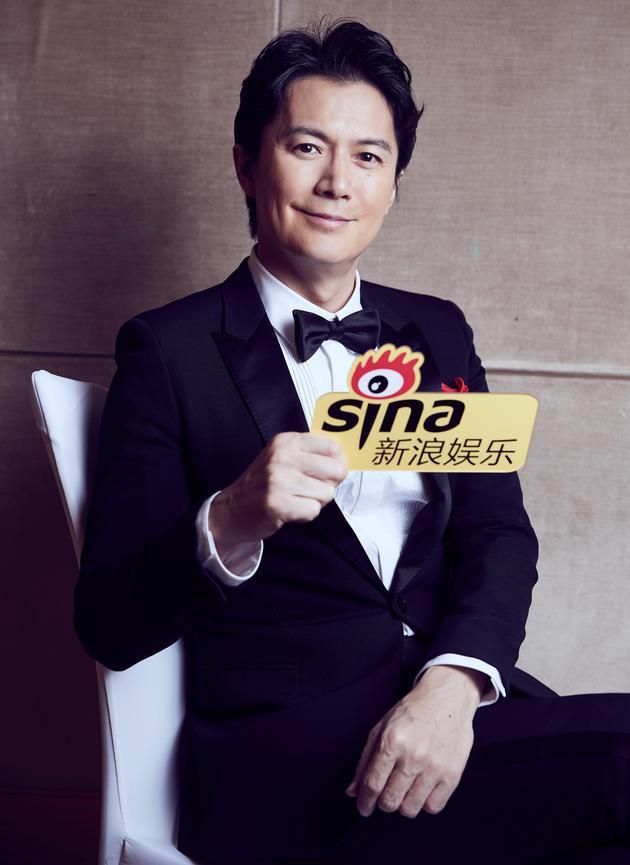 福山雅治在北京接受新浪娱乐专访