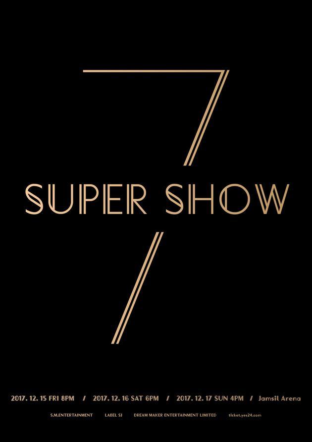 SJ演唱会追加场将开始售票 12月将首尔开唱