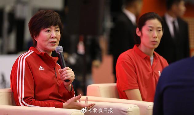 郎平证实将于东京奥运会后退隐 退出排坛一线执教