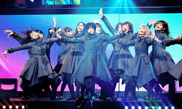 欅坂46平手友梨奈负伤暂停巡演 有可能中途复出