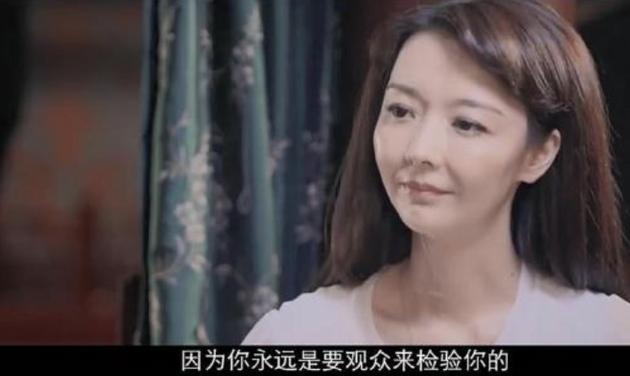 郭麒麟接受采访时谈及对演艺行业的看法
