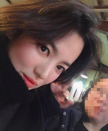 宋慧乔近照曝光 笑容灿烂未受离婚传闻影响