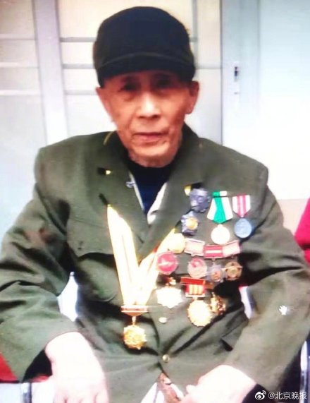 99岁军旅作家宫洁民去世 曾报道