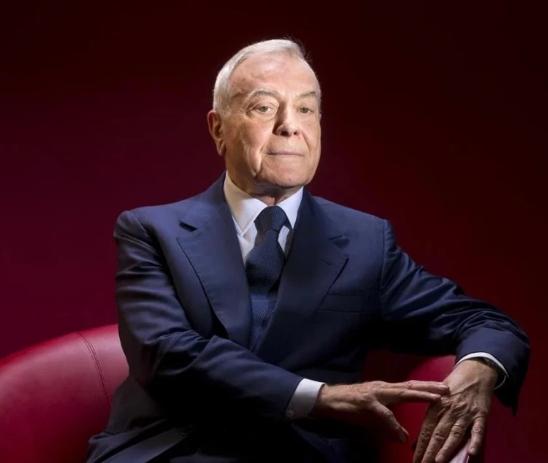 意大利著名歌剧导演佛朗哥·泽菲雷里去世享年96