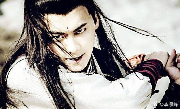 《古剑奇谭》开播五周年 李易峰晒照感慨引回忆杀