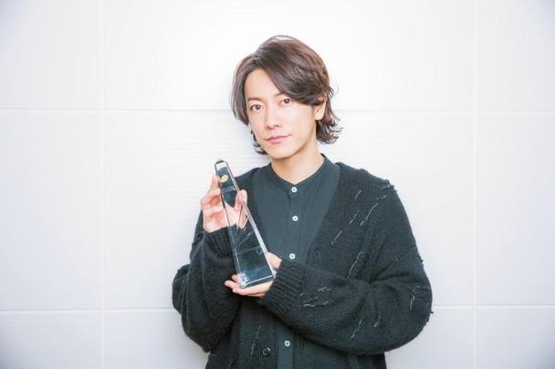佐藤健获最佳男副角。