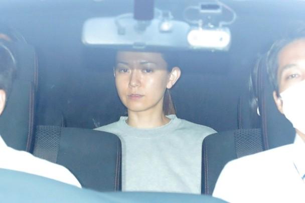 小嶺麗奈被曝自10多歲已有濫藥習慣。