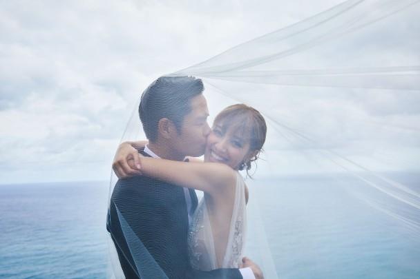 鄭嘉穎和妻子陳凱琳