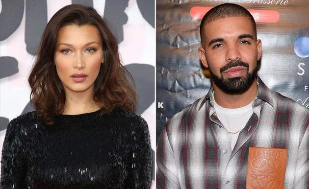 贝拉-哈迪德否认和Drake约会:不是我!