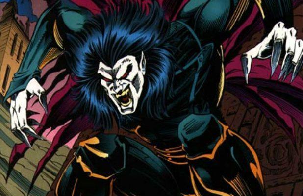 来自漫威漫画的吸血鬼他将主演索尼的蜘蛛侠电影的新v漫画宇宙《莫流花漫画图片