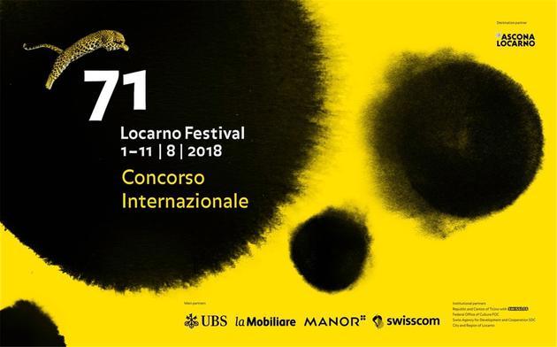 第71屆洛迦諾電影節主視覺海報