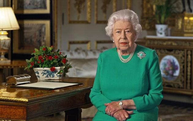 94岁英女王将复工