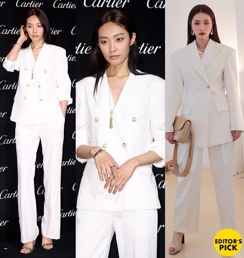 韩情脉脉:韩模特闪耀时尚