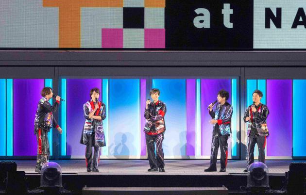 岚颁布发表将来不闭幕粉丝俱乐部 为成员配合商量后果