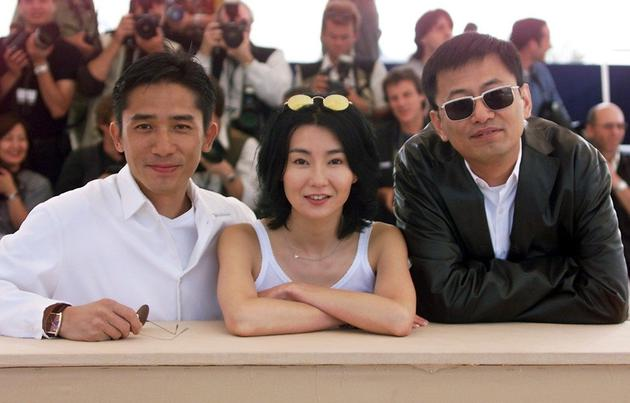 2000年5月20日,《花樣年華》在戛納電影節首映