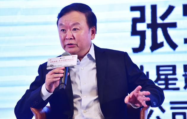 """王中磊否认《八佰》救市 高希希称压力来源""""后浪"""""""