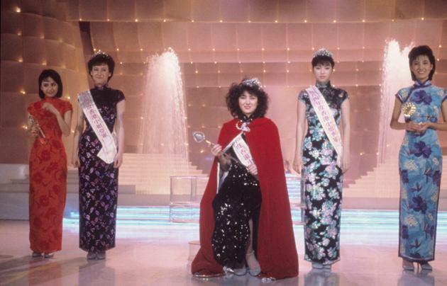 1985年港姐選拔