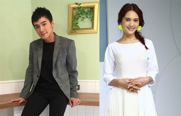 是元介(左)和楊丞琳