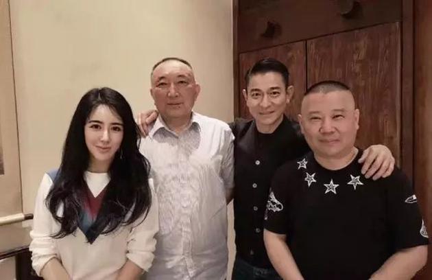 刘德华、郭德纲和导演韩三平
