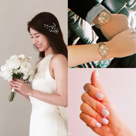 朱鎮模與圈外女友正式完婚,女方曬照秀情侶對錶