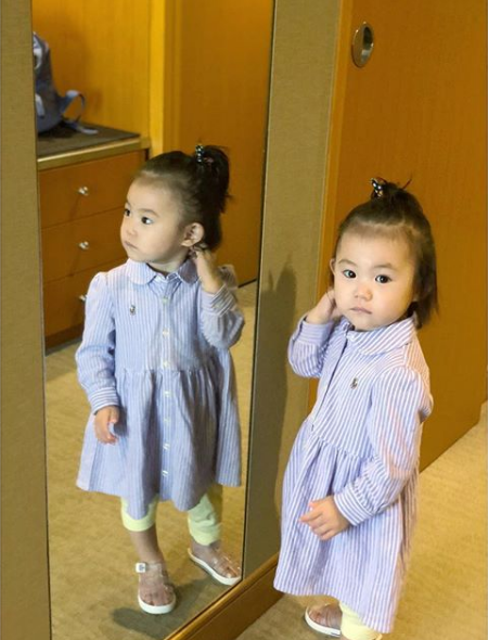 陈冠希女儿