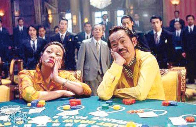 周星驰昔时 拍片子 《工夫 》用了金庸小说的名字及角色  名,保持付版权费。