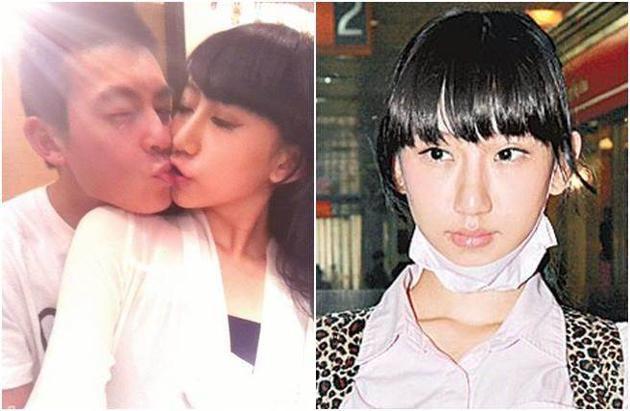 谢芷蕙和过去判若两人