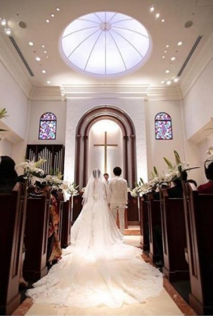 菊地亞美婚禮婚宴寫真