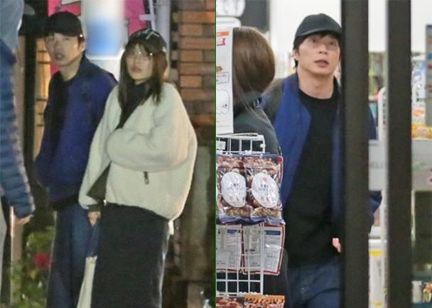 已婚的田中圭被拍到夜會女搭檔。