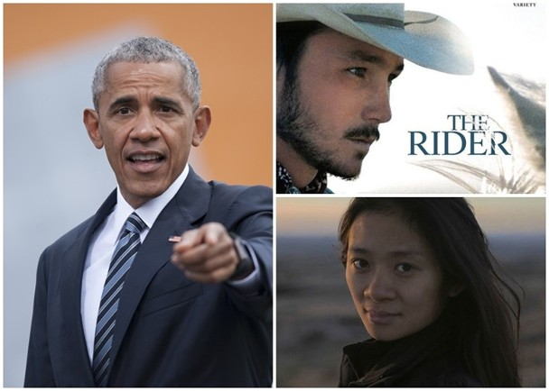 奥巴马公布年度最喜欢电影。
