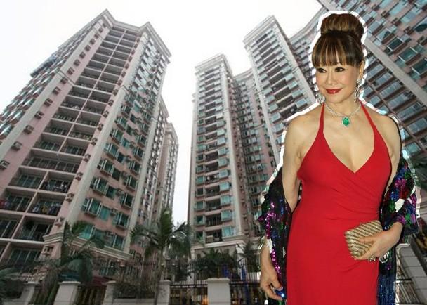已故才女林燕妮寶馬山花園單位將於週三拍賣。