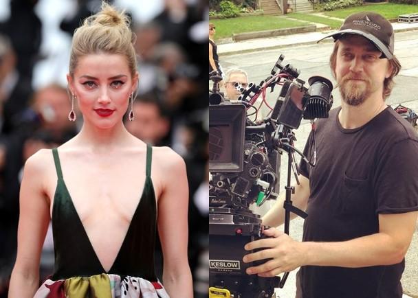 德普前妻希尔德与《小丑回魂》导演Andy恋情曝光。