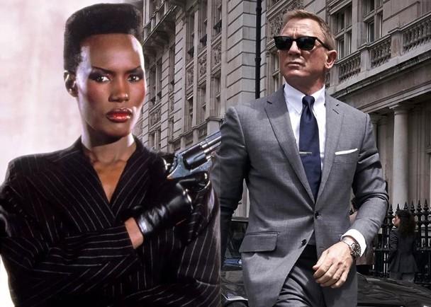 007片场又出事!Grace Jones不满戏份少拂袖走人