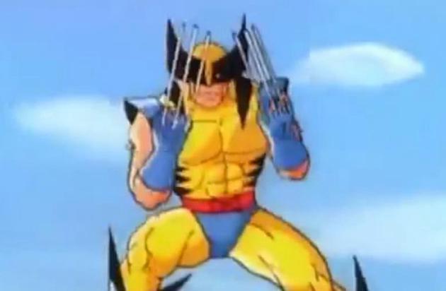 1990年代《X戰警》動畫劇