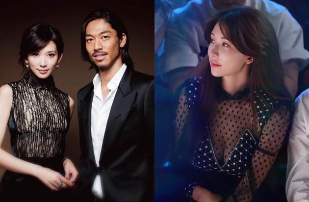 林志玲和老公Akira
